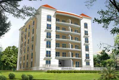 شقة فى  الرحاب 162 م2 للايجار قانون جديد كود 33059