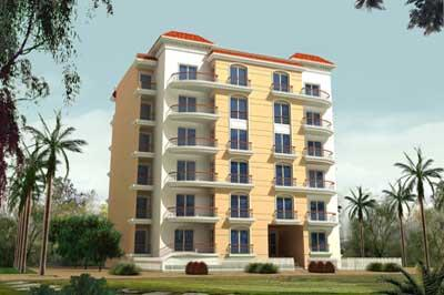 شقة للبيع تقسيط فى  الرحاب 89 م2 كود 30683