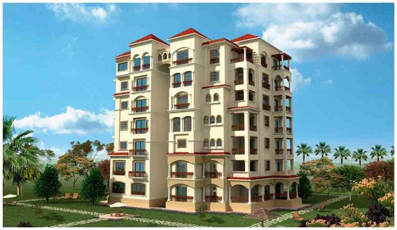 شقة للايجار مفروش فى مدينتى 100 م2 كود 22537