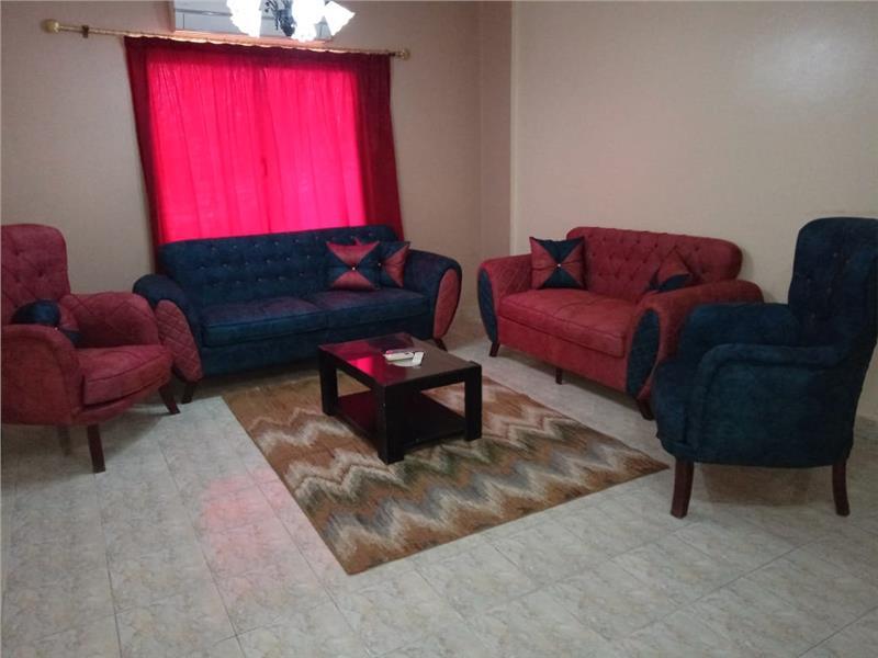 شقة للايجار مفروش فى  الرحاب 92 م2 كود 1386