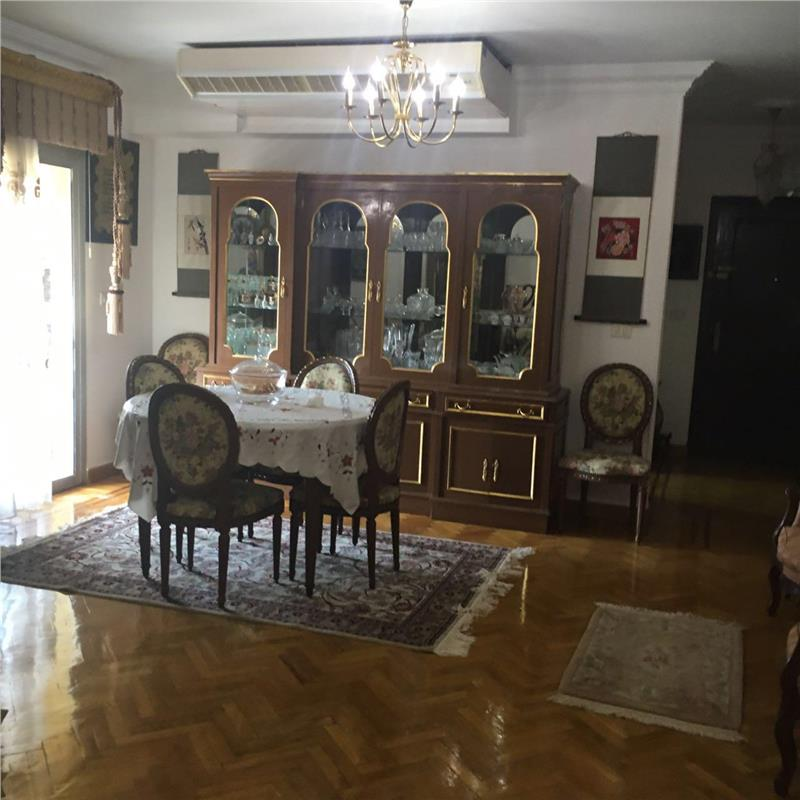 شقة للبيع كاش فى  الرحاب 154 م2 كود 23400