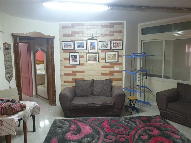 شقة للايجار مفروش فى  الرحاب 60 م2 كود 27062