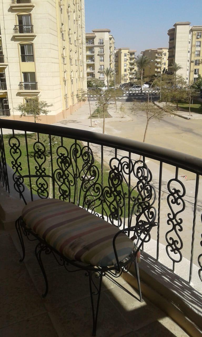 شقة للايجار مفروش فى  الرحاب 99 م2 كود 30485