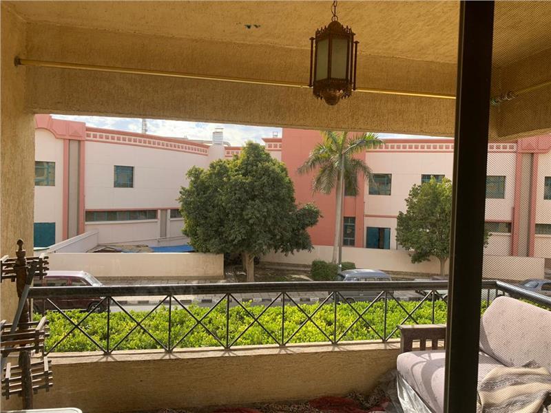 شقة للايجار مفروش فى  الرحاب 171 م2 كود 36236