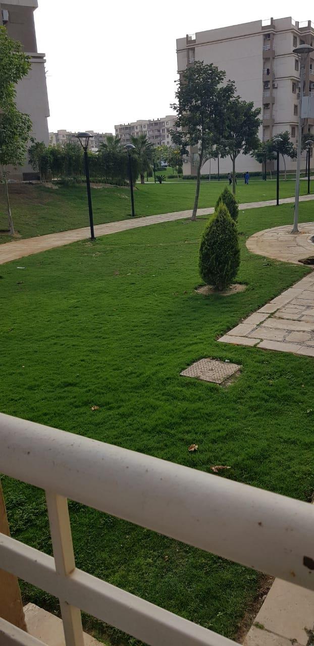 شقة للايجار مفروش فى  الرحاب 139 م2 كود 40822