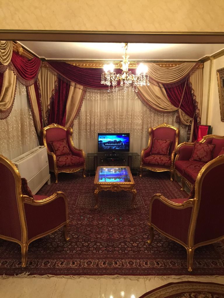 شقة للايجار مفروش فى مدينتى 211 م2 كود 5882